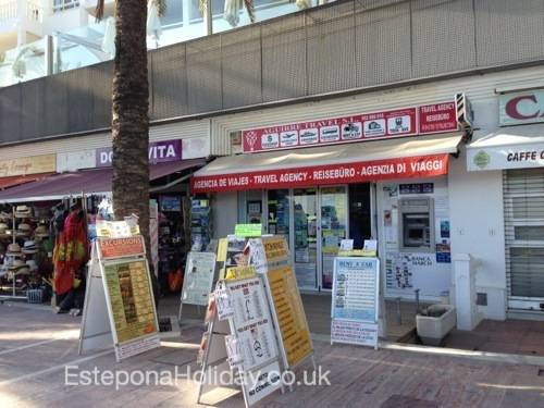 Currency Exchange Shop in Marbella